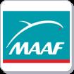 Maaf - logo