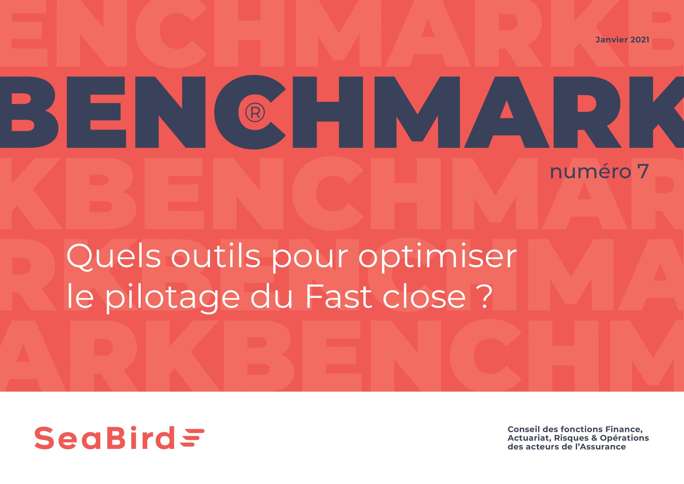 Benchmark - Quels outils pour optimiser le pilotage Fast close?