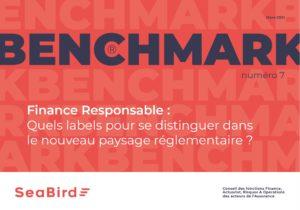 Couv Benchmark Finance responsable : quels labels pour se distinguer dans le nouveau paysage réglementaire
