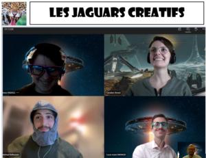 Jaguars créatifs
