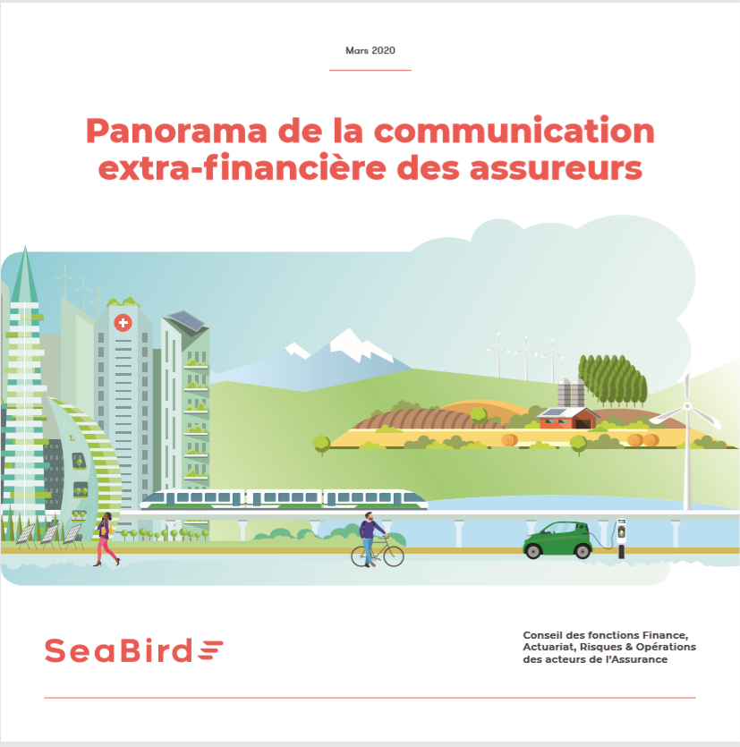 Panorama Communication extra financière couverture